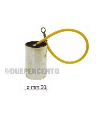 Condensatore rinforzato per Vespa 50/ L/ N/ R/ 50 Special/  Vespa 98/ Vespa 125 V1-15/ Vespa 125 V30-33