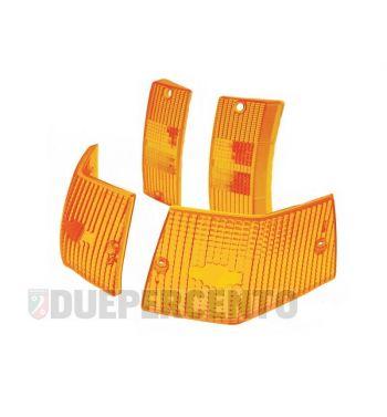 Kit vetri frecce SIEM anteriori e posteriori per Vespa PX125-200/ P200E/ MY/ T5