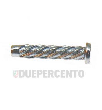 Rivetto coperchietto serratura, per Vespa 50 R/ 125 ET3/ PX125-200-E/ Lusso 1°/ P150S/ P200E