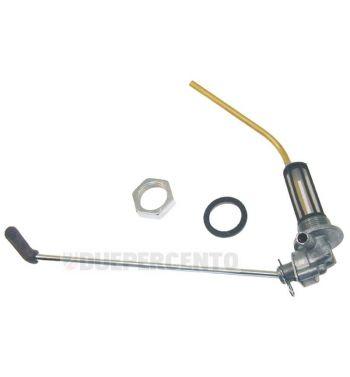 "Rubinetto benzina ""XL"" con riserva CIF per Vespa PK50S/FL/ HP/N/Rush/XL2/125ETS/N/XL/XL2"