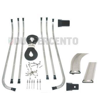 Kit listelli pedana CIF per Vespa P125-150X/ PX125-200E/ Lusso 1°/ P150S/ P200E