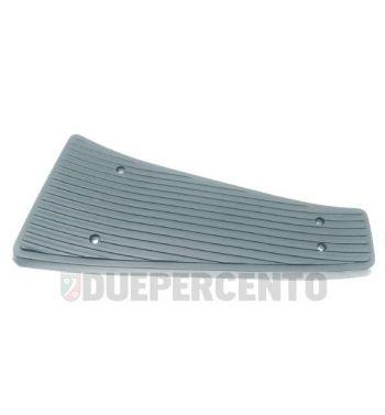 Tappetino pedana grigio per Vespa PX125-200E/ Lusso/ '98/ MY