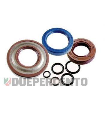 Kit paraoli CORTECO VITON per albero motore cono 19, con OR Vespa 50/ 50 special/ ET3/ Primavera/ PK50-125