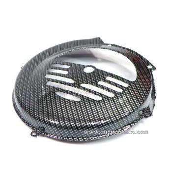 Coprivolano CARBONE carbon look per Vespa 50/ 50 Special/ ET3/ Primavera/ PK50-125/ S/ XL/ XL2/ ETS