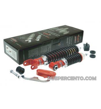 kit ammortizzatori CARBONE tuning sport per Vespa 50/ 50 Special/ ET3/ Primavera