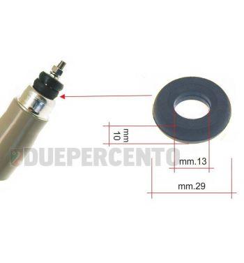 Silent-block ammortizzatore anteriore CARBONE per Vespa V50/PV/ ET3/PK/S/XL