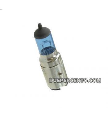 Lampadina biluce XENON 12V 35-35W BA20D per fanale anteriore per Vespa PX125-200 E Lusso 2° serie/ Arcobaleno/ `98/ MY/ `11/ T5/ Cosa