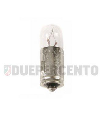 Lampadina 6V 1,2W BA7S spie di controllo / illuminazione contachilometri Vespa PX/ PE/ 125 GT/ VBA/ VBB/ GL/ Sprint/ GS VS5/ 160 GS/ 180 SS