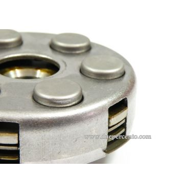 Frizione 6 molle, z21 denti CIF per Vespa PX125-150/ GTR/ TS/ Sprint/ GL/ VNB/ VBA/ LML125-150