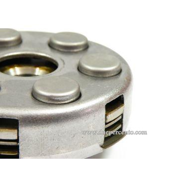 Frizione 6 molle, z21 denti, rinforzata, CIF per Vespa PX125-150/ GTR/ TS/ Sprint/ GL/ VNB/ VBA/ LML125-150