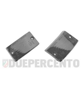 Kit vetri frecce anteriori neri per Vespa PK 50-125 S/ SS/ Lusso/ Automatica