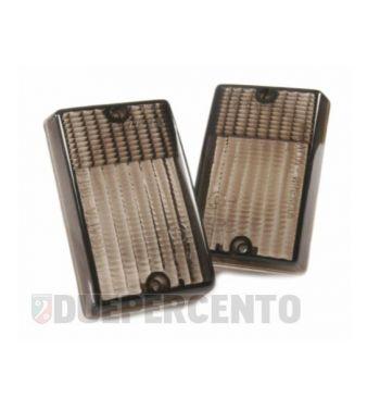Kit vetri frecce posteriori neri per Vespa PK 50-125 S/ SS/ Lusso/ Automatica