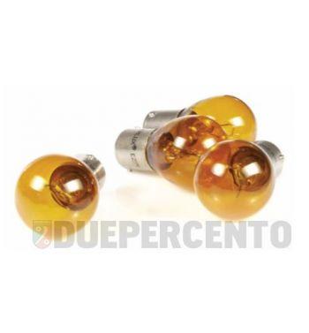 Kit lampadine 12V 10W BA15S luce frecce per frecce bianche Vespa PK50-125 XL/ RUSH/ XL2/ N/ FL/ HP