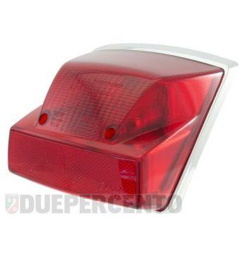 Fanale posteriore completo per Vespa PX125-200/MY, adatto anche per Vespa PX125-200/PE/Lusso/'98/MY/'11/T5/LML Star