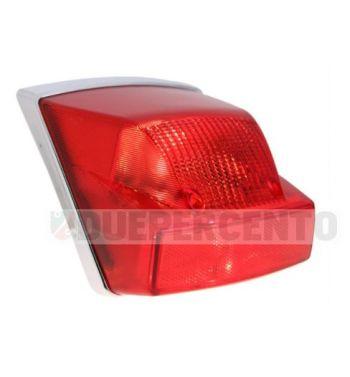 Fanale posteriore completo PIAGGIO per Vespa PX125-200/MY, adatto anche per Vespa PX125-200/PE/Lusso/'98/MY/'11/T5/LML Star