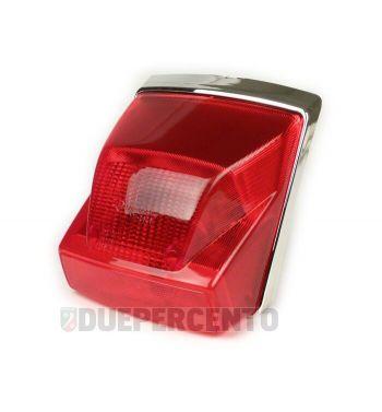 Fanale posteriore completo MOTO NOSTRA per Vespa PX125-200/MY, adatto anche per Vespa PX125-200/PE/Lusso/'98/MY/'11/T5/LML Star