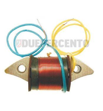 Bobina accensione dinamo 1° bobina luce per Vespa 125 VNB2-6T/GT/GTR/Super/TS/150 VBB2T/Sprint/V/180 Rally/P125-150X/P150S