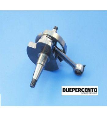 Albero motore PARMAKIT anticipato, biella 105, corsa 57 per Vespa PX125-150/ Lusso/ Cosa125-150/ LML125-150/ GTR/ TS/ Sprint Veloce