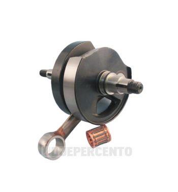 Albero motore PARMAKIT anticipato, cono 20, biella 97, corsa 51, per Vespa PK 125/ S/ XL/ XL2/ FL/ HP/ N/ Rush