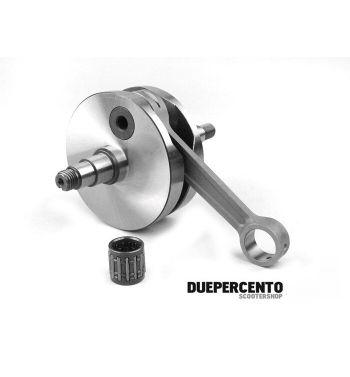 Albero motore BGM Pro RACING spalle piene, cono 20mm, biella 105mm, corsa 54mm, cuscinetto da 25mm, Vespa PK125 ETS/ N/ XL/ XL2