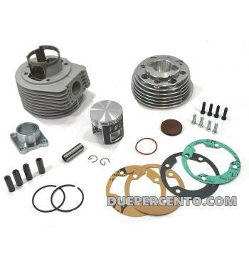 Cilindro racing VMC 177cc STELVIO per Vespa PX125-150, Cosa 125-150, TS, Sprint Veloce, LML in alluminio d.63 corsa 57
