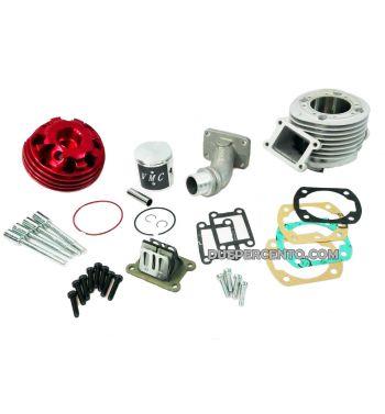 Cilindro da competizione VMC RV-A 100cc d54, corsa 43 per Vespa 50/ L/ N/ R/ 50 Special/ PK 50-125/ S/ XL/ XL2