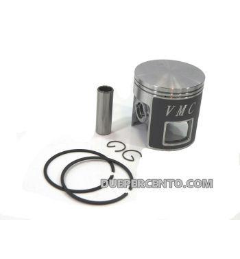 """Pistone VMC per 177cc Super """"G"""" ghisa, d63mm, 2 segmenti """"A"""", per Vespa PX125-150/ Lusso/ Cosa125-150/ LML125-150/ GTR/ TS/ Sprint Veloce"""