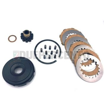 Frizione 10 molle, VMC Sport per Vespa PX125-200 / P200E / 180-200 Rally/ Cosa/ Sprint / 125 GT / GTR / T5