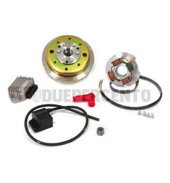 Accensione elettronica VMC EVO cono 20mm, senza ventola, per Vespa 50/ 50 Special/ ET3/ Primavera/ PK50-125