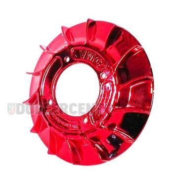 Ventola volano VMC in metallo rosso laccato per accensione VMC