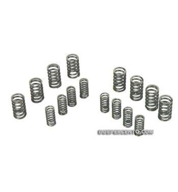 Molle FALC RACING extra strong per frizioni 8 molle per Vespa 50/ 50 Special/ ET3/ Primavera/ PK50-125/ HP/ Ape