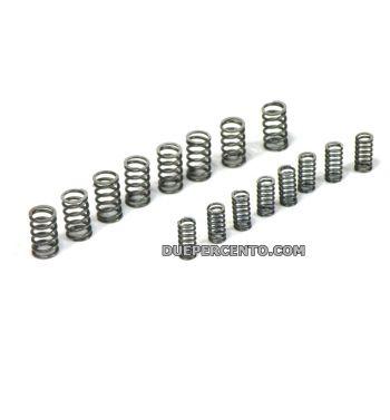 Molle frizione FABBRI RACING per frizioni 8 molle per Vespa 50/ 50 Special/ ET3/ Primavera/ PK50-125/ HP/ Ape