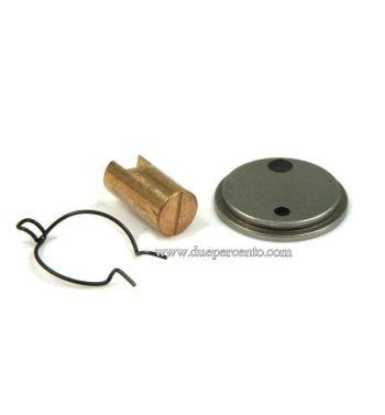 Kit nottolino spingidisco + piatto + molla per Vespa 50/ 50 Special/ ET3/ Primavera/ PK50-125