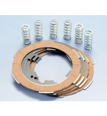 Dischi frizione POLINI 6 molle, 4 dischi sughero, 3 infradischi per Vespa PK50/ S/ SS/ XL/ XL2/ FL/ HP/ N/ Rush/ Ape