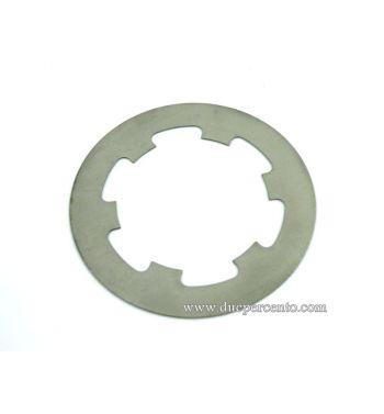Disco frizione condotto DRT per frizione 6 molle - 0.85mm per Vespa PK 50-125/ S/ XL/ XL2/ FL/ HP/ N/ Rush/ ETS/ Ape