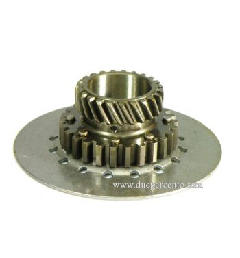 Pignone frizione 7 molle z21 per primaria z65 DRT - z67 e z68 standard per Vespa Largeframe