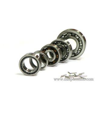 Kit cuscinetti motore DXC - SKF per Vespa PX125-200/ P200E/ MY/ Arcobaleno/ Cosa 125-150
