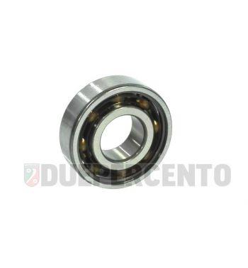 Cuscinetto a sfere 17x40x12 SKF 6203 TN9/C5H braccio oscillante tamburo esterno per Vespa 50/ 50 Special/ ET3/ Primavera/ PK50-125