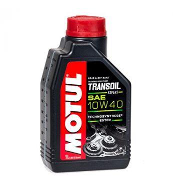 Olio cambio Vespa MOTUL Transoil Expert- SAE 10/W40 -1000ml