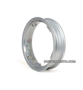 Cerchio in lega TUBELESS BGM PRO 2.10-10 grigio per Vespa 50/ 50 special/ ET3/ PX125-200/ P200E/ Rally 180-200/ T5/ GTR/ TS/ Sprint