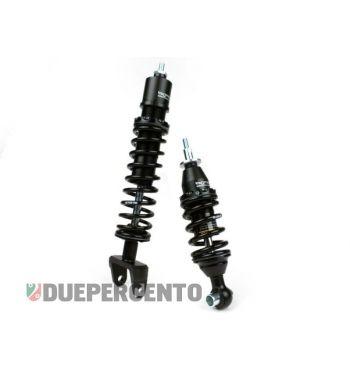 Kit ammortizzatori nero BGM PRO SC FR1 SPORT per Vespa 50/ 50 Special/ ET3/ Primavera