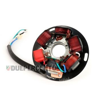 Statore 5 cavi, 5 bobine BGM PRO HP V2.5 silicone per Vespa PX125-200/ Lusso/ '98/ MY