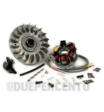 Volano e statore, accensione elettronica BGM PRO HP V4.0 AC per Lambretta DL/ GP