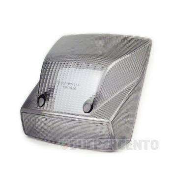 Corpo luminoso posteriore MOTO NOSTRA per Vespa 125-200/ PX MY - nero