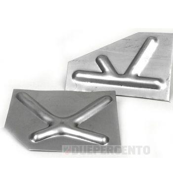 Rinforzi sottopedana K e X PARIMOR per Vespa 50/ 50 Special/ ET3/ Primavera