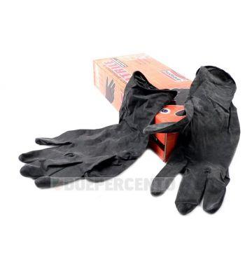 Guanti meccanico -AREXONS Nitril extraresistenti- nero - 50 pz - M