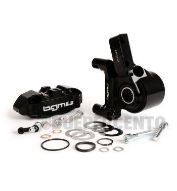 Impianto frenante BGM cnc touring con pinza freno radiale per PX'98/MY/NT 20mm, alluminio, nero/nero
