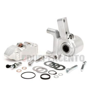 Impianto frenante BGM cnc touring con pinza freno radiale per PX'98/MY/NT 20mm, alluminio, argento/argento