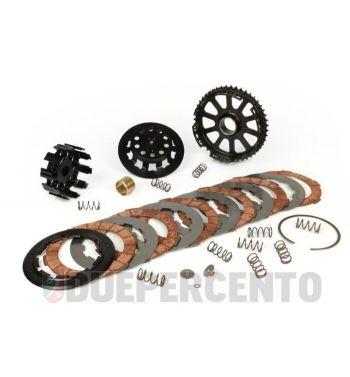 Frizione BGM PRO Superstrong 6 dischi, 10 molle 46 denti per Lambretta LI/ LI S/ SX/ TV (serie 2-3)/ DL/ GP