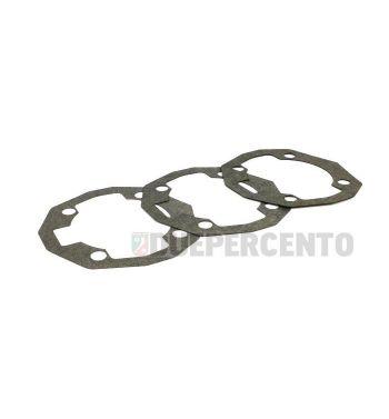 Kit guarnizioni cilindro 0.25/0.50/0.75mm per PARMAKIT/POLINI/PINASCO/VMC 177/187cc per Vespa PX125-150/ Lusso/ GTR/ TS/ Sprint Veloce